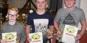 Bundeseinzelmeister Jugend 2016