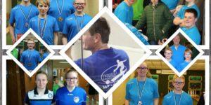 Erfolgreiche Jugend-Bezirksmeisterschaften 2018 für den KSV Wettenberg