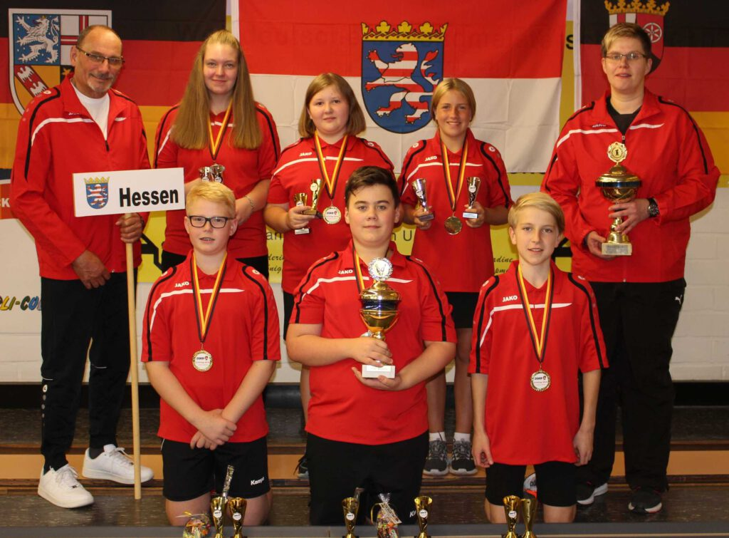 Erneut erfolgreicher DSKB U14-Cup mit Wettenberger Beteiligung